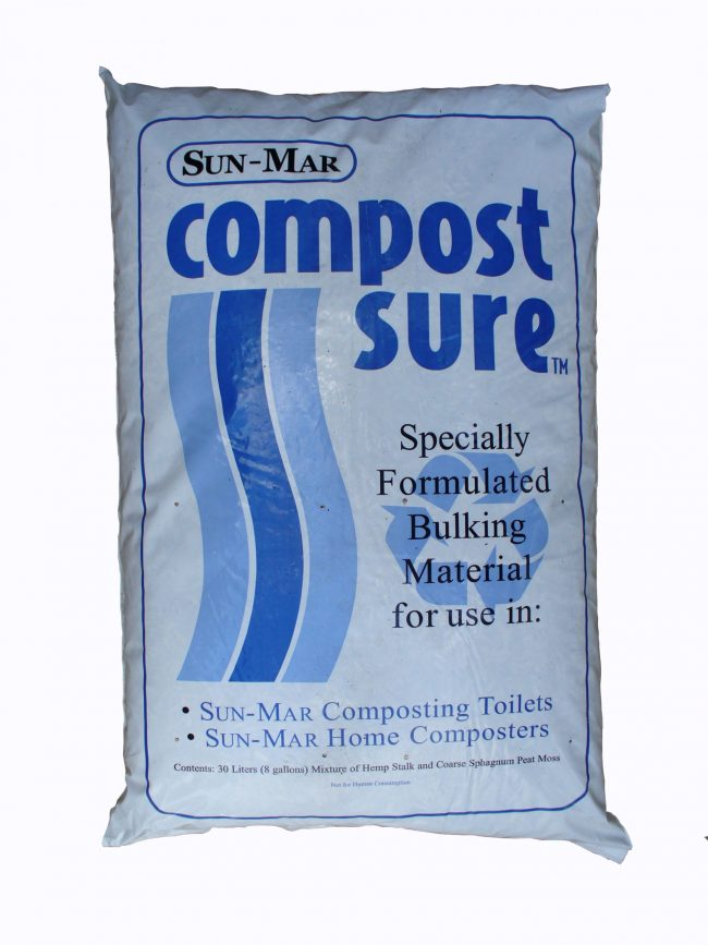 Compost Sure Blue Case of 5