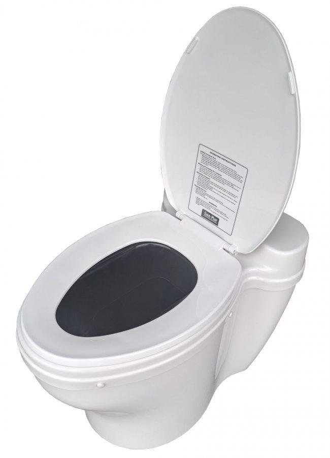 AF Elongated Toilet