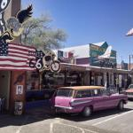 Route 66 in Arizona