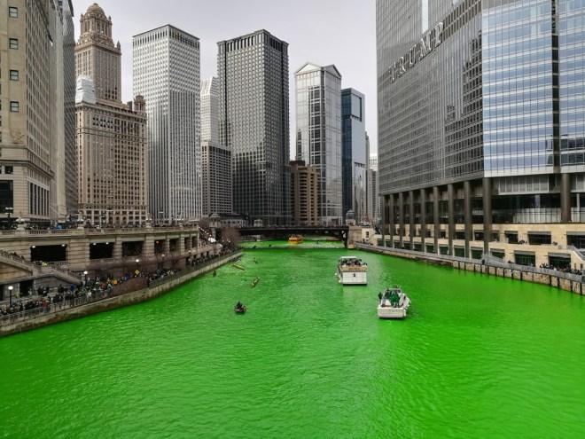 citytrip Chicago