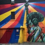 Eduardo Kobra: al zijn murals in New York City