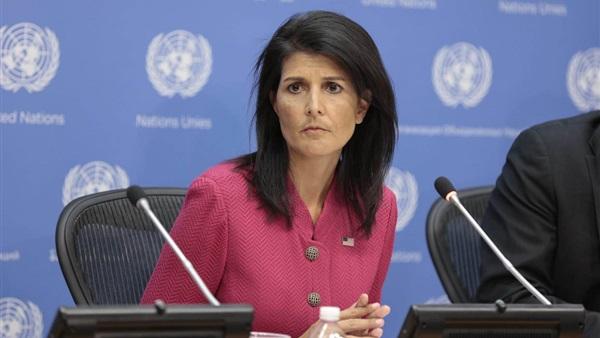 Photo of سفيرة الولايات المتحدة تتهم جون كيري بخيانة أمريكا مع إيران