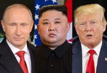Photo of ترامب غير منزعج من إطلاق كوريا الشمالية لصواريخ قصيرة المدى ويرى أنه لا يوجد سبب يمنع أمريكا من التعاون مع روسيا