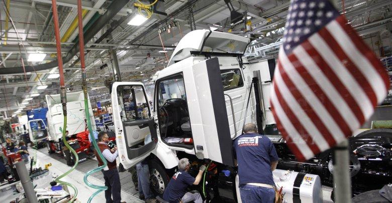 Photo of فاق التوقعات .. ارتفاع الناتج الصناعي في أمريكا