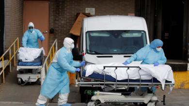 Photo of إصابات فيروس كورونا في امريكا تتخطى 700 ألف حالة