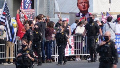Photo of يوم خريفي قاس للرئيس ترامب