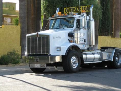 Ein typischer Truck