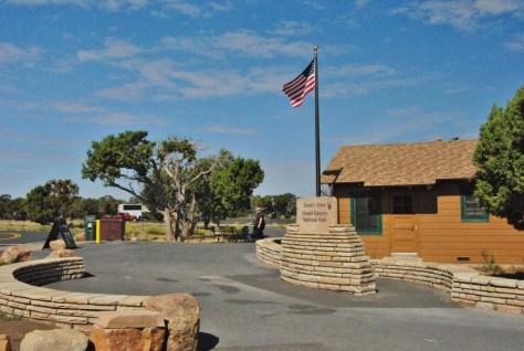 Die letzte Station bevor wir den Grand Canyon verlassen