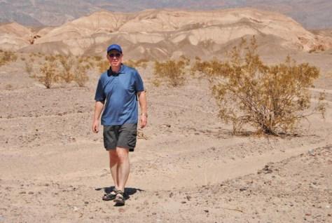 Wüstenspaziergang