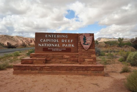 Impressionen: Capitol Reef Nationalpark