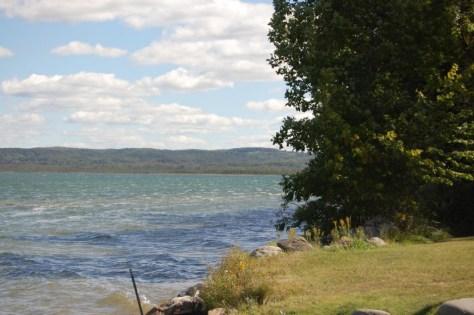Skegemog Lake - einer der vielen kleinen Seen Nord Michigans