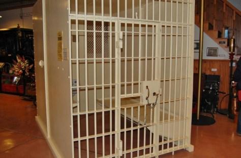 Historische Gefängniszelle