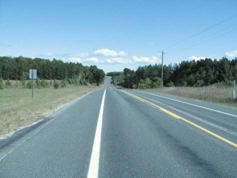 Highway Leider erkennt man nicht so schön die 3 Wellen