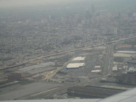 Philadelphia von oben