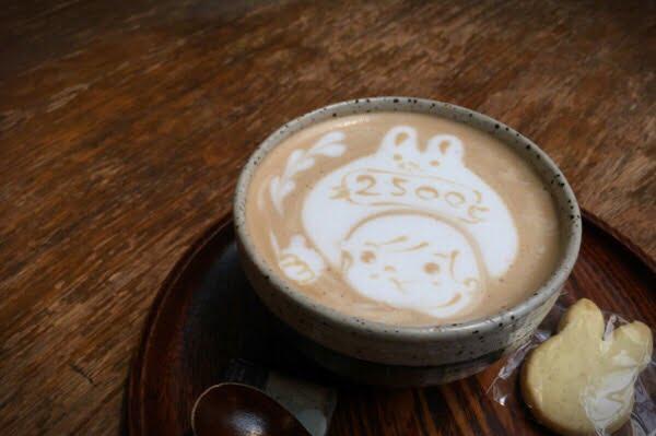 カフェうさぎとぼく