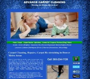 Advance Carpet Cleaning Denver CO