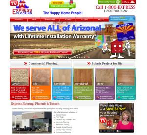 Expess Flooring Phoenix Arizona