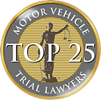 The Motor Vehicle Trial Lawyers Association: Top 25