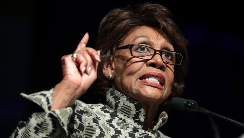 Democrats Pull The Rug Out From Maxine Waters – After Judge Says She Endangered Case, Some Colleagues Back Censure