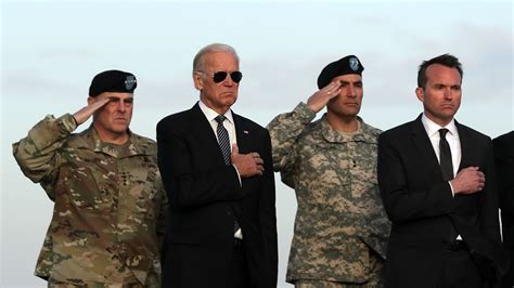 120 Retired Officers Warn President Biden – They Just Accused Him Of Imposing 'Tyrannical' Policies