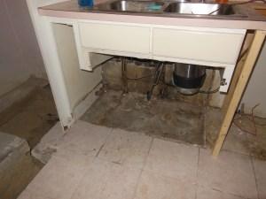 Plumbing Damage Report