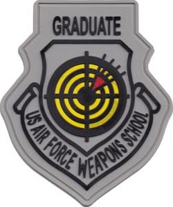 USAF Weapons School Graduate