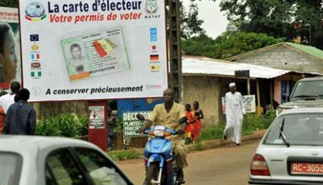 Guinea presidential run-off election postponed….