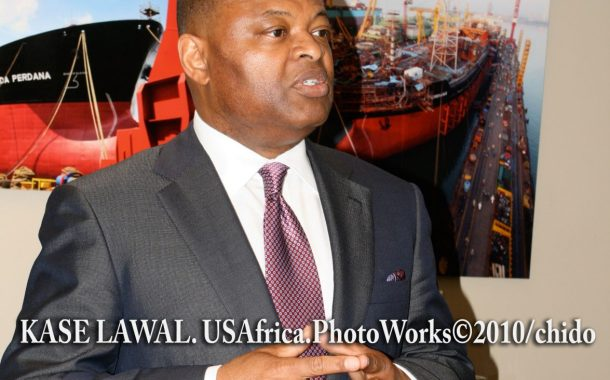 Obama's appointing Kase Lawal to trade committee continues upward march by oil and gas heavyweight….