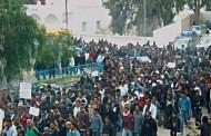 Tunisia's pro-democracy protests increase across country