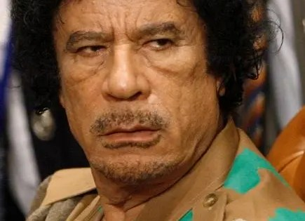 Kadhafi's Libya faces pro-Democracy and rights clashes; Kadhafi's been in power for 40-plus years