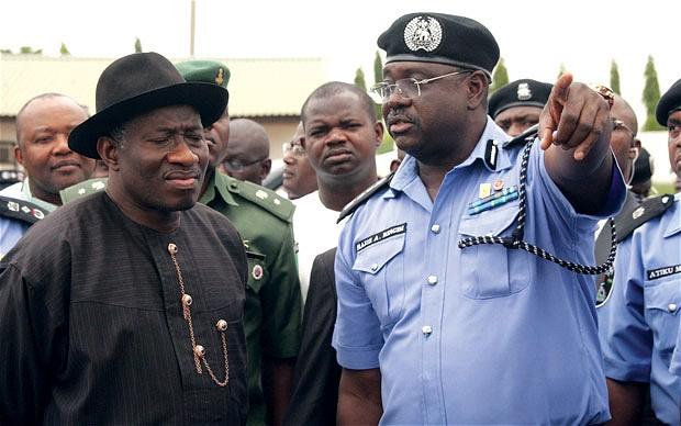 Jonathan's Boko Haram problem and firing of Ringim. By Chido Nwangwu