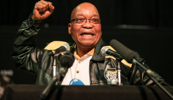 USAfrica: As South Africa crisis, Zuma's slide continue, ANC says no resigning