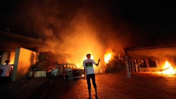 US ambassador, 3 officials killed in Libya; Obama, Clinton condemn attacks