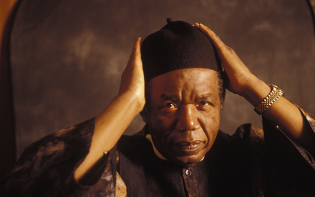 USAfrica: Achebe is a man of courage for taking on Awolowo's inhuman starvation policy