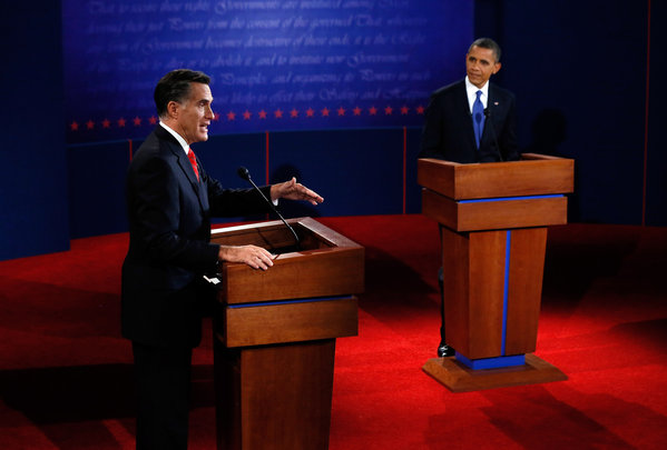 How and Why Romney beat Obama in first presidential debate. By Chido Nwangwu