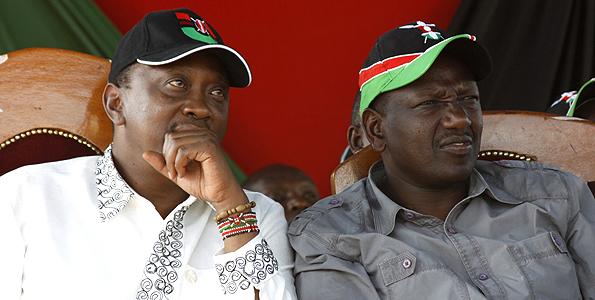 Kenya presidential candidacy of war crime indictees Uhuru Kenyatta and William Ruto a slap on our values
