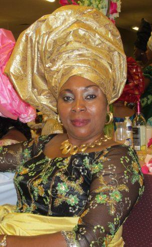 USAfrica Profile of Ifenkili Ngozi Onwualu, President Anambra Women Los Angeles
