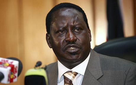 "Kenya on knife's edge; Odinga dismisses Kenyatta's 98% ""victory"" as a ""sham"""