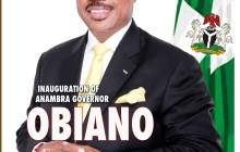 My 100 minutes with Obiano on his Anambra agenda, Peter Obi, security and diaspora. By Chido Nwangwu