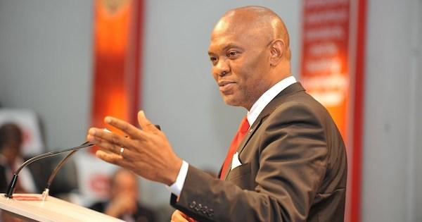 First on USAfrica: Tony Elumelu, UBA's ex-CEO returns to UBA as Chairman