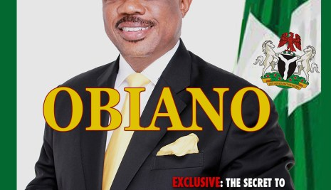 USAfrica names Anambra's Obiano Nigeria's Governor of the Year.