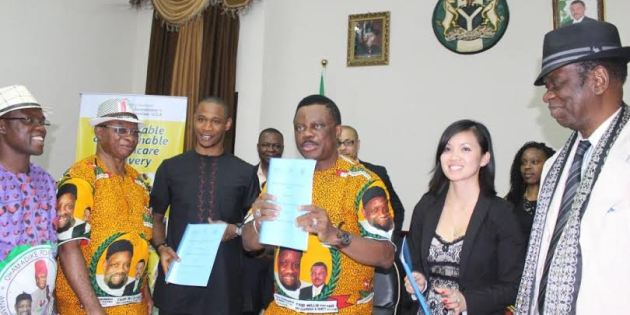 USAfrica: On healthcare delivery, Obiano signs MOU with Rise Health of America