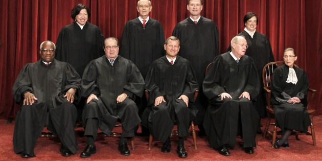 USAfrica: On Same Sex Marriage, U.S Supreme Court says it is Legal; Scalia attacks ruling