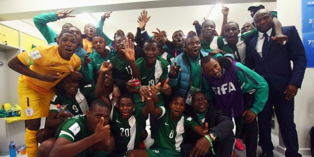 SOCCER FIFA U-17 World Cup: Nigeria clash on Sunday in an all-African final against Mali
