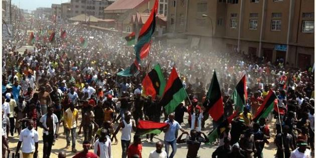 #Biafra IPOB warns APC against pro-Buhari rally in Anambra