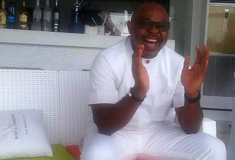 USAfrica: The rise and rise of Africa's top pr exec Emeka Oparah. By Chido Nwakanma