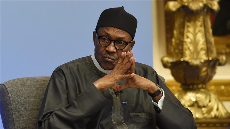 USAfrica: Buhari's health issues fuel military coup stories in Nigeria