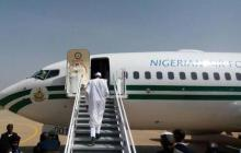 USAfrica: Buhari jets back to London for urgent medical treatment
