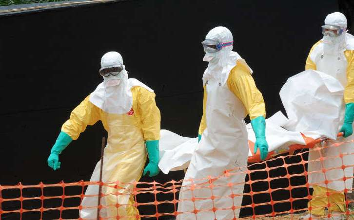 #Ebola latest outbreak kills 3 in DR Congo