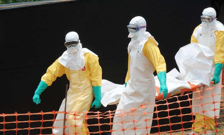 #Ebola latest outbreak kills 3 in DR Congo